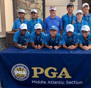 1757 PGA Jr. League All-Stars