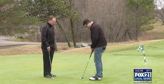 Duluth Golf Mike Bender Putting Lesson
