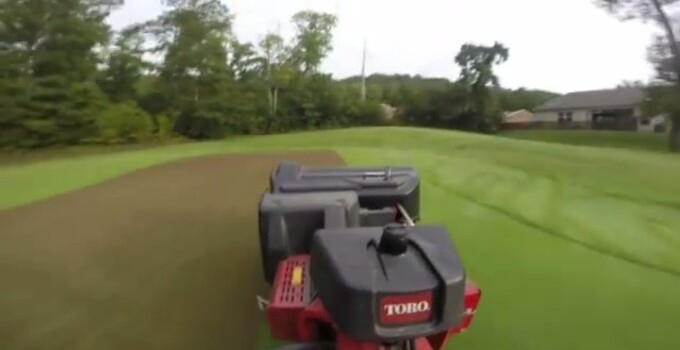 GoPro aerification
