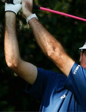Bubba Watson at the PGA Show