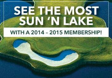 Membership at Sun N Lake Golf Club