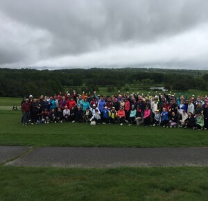 Lyman Orchards Women's Golf Day 2017