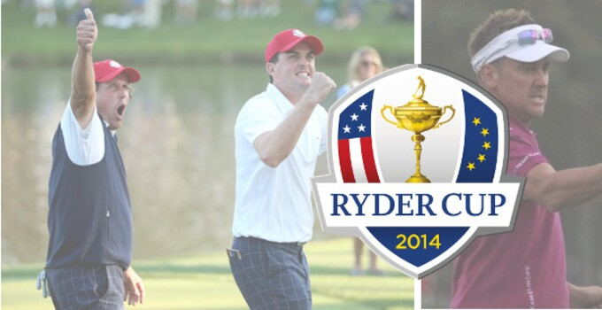Ryder Cup 2014 banner