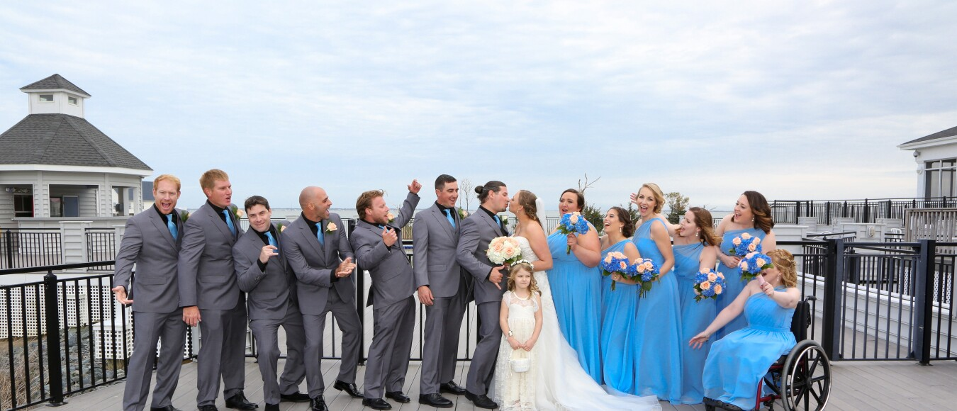 Captains Cove Golf and Yatch Club Weddings & Banquets