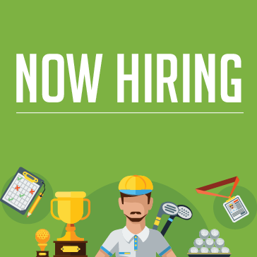 Careers | Orchard Valley Golf Course
