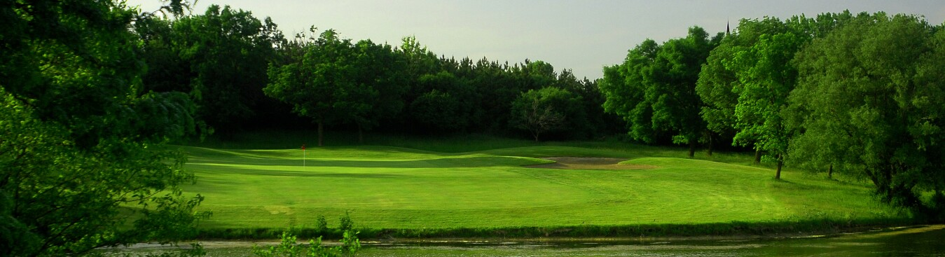 Forest Preserve Golf: Highland Woods Golf Course on