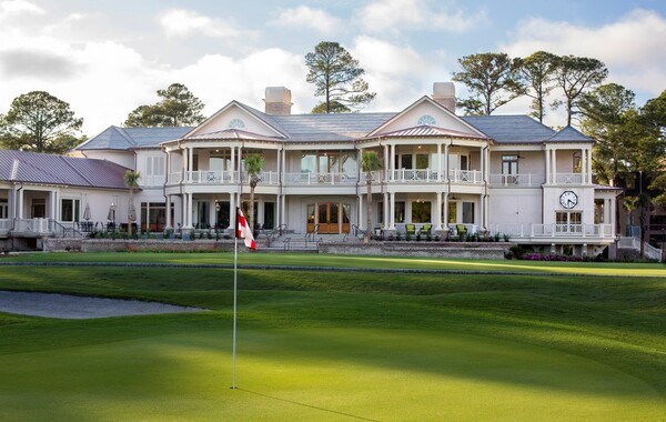 Sea Pines Clubhouse