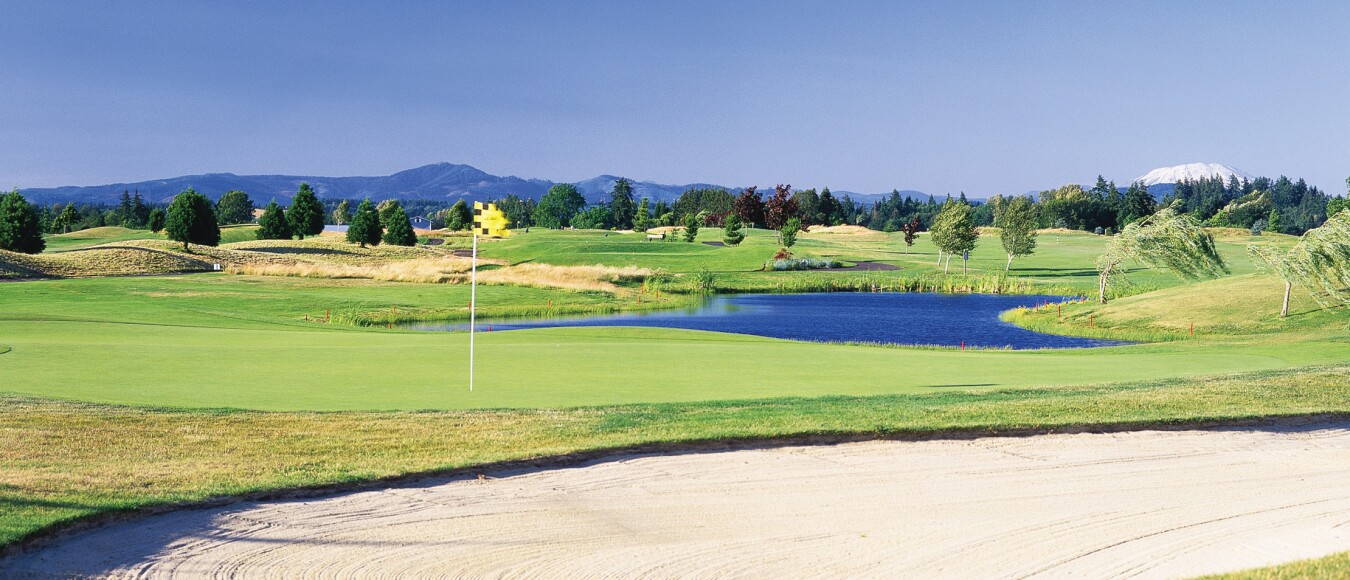 Tri Mountain Golf Course Ridgefield Washington