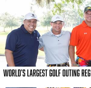 World's Largest Golf Outing - Registration is Open!