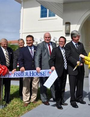 Tony Cianci Fisher House Orlando