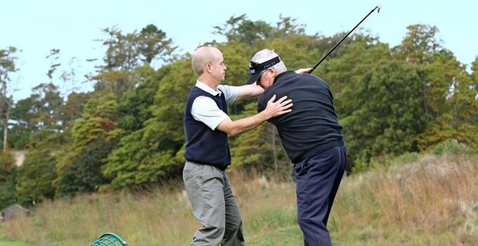 Dennis Hillman Golf