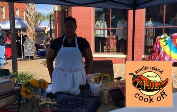 Fernandina Beach Golf Club participated in a Chili Cookoff