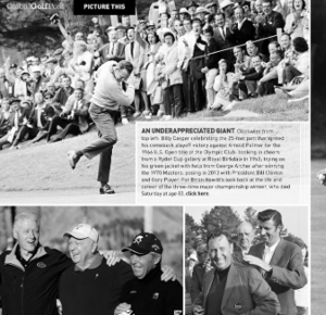 Global Golf Post - Billy Casper