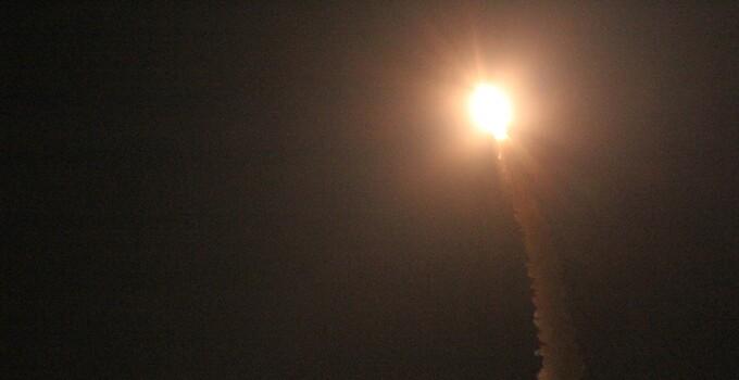 TJ Rocket Launch