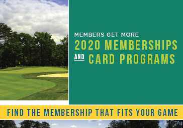 Members Get More, 2020 Memberships and Card Programs at Pine Ridge