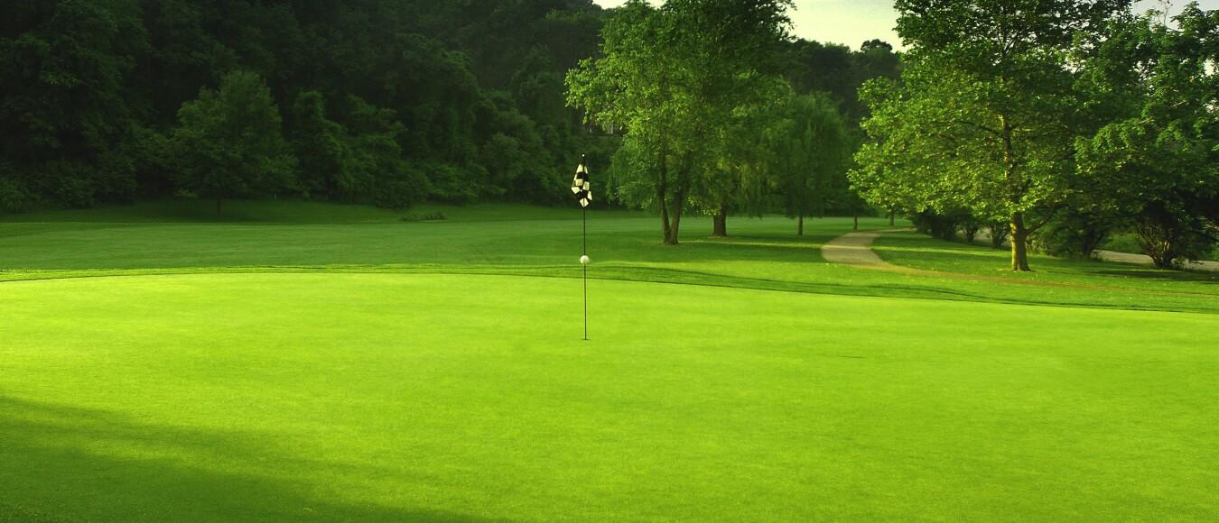 Cincinnati Recreation Commission Golf Courses: California