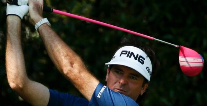 Bubba Watson at the PGA Show