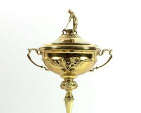 Replica Ryder Cup trophy