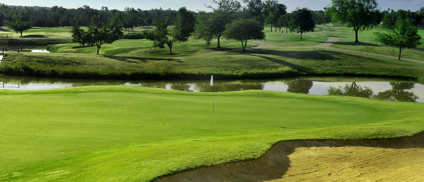 Tulsa Golf: Join