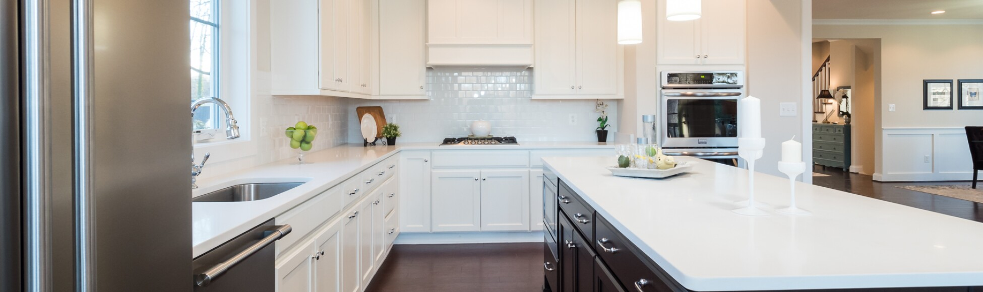 Kitchen Cabinets, Stairways and Railings, Custom Built-in Cabinetry ...