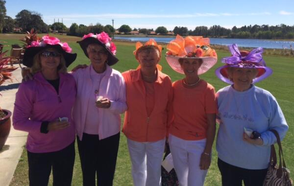 Sun N' Lake Ladies Derby Member Guest