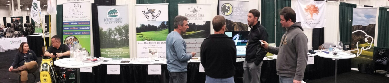 Washington Golf Show 2016