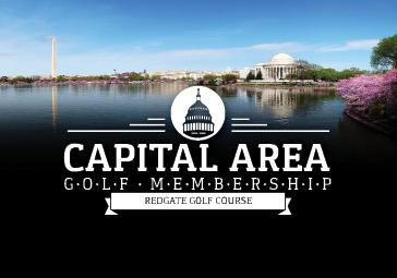 RedGate CAGM Capital Area Golf Membership
