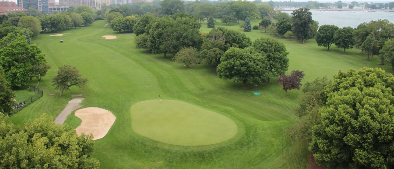 golf courses Illinois
