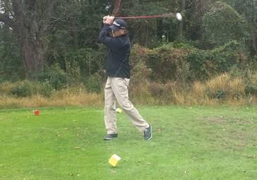 Peter Thien - delcastle golf academy