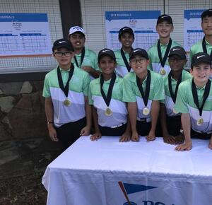 1757 PGA Jr. League All-Stars 2018