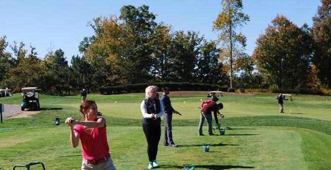 Fling Golf preview pics