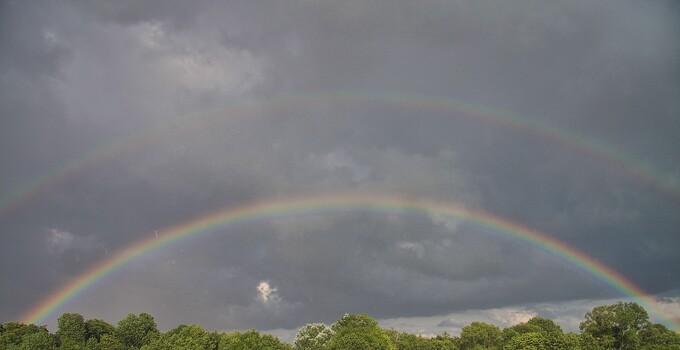 Storm Generic with Rainbow
