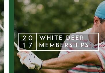 White Deer Golf Complex Membership 2017