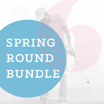 Advantage Card Spring Round Bundle at a Chicago Park District Golf Course