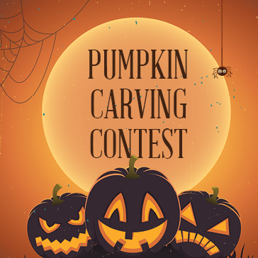 Pumpkin Carving Contest at White Mountain Golf Park