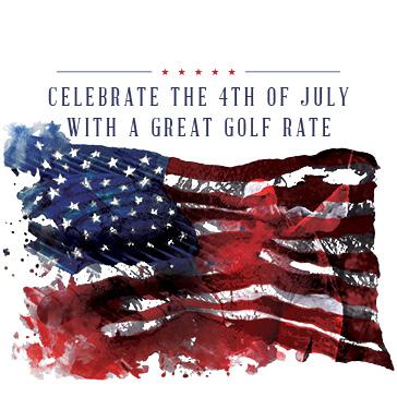 4th of July at Billy Casper Golf