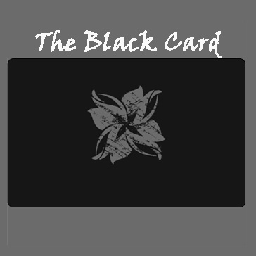 Kaanapali Black Card