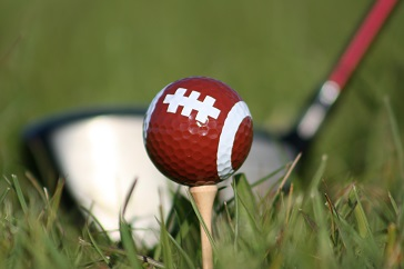 Football Golf Photo Billy Casper Golf Course