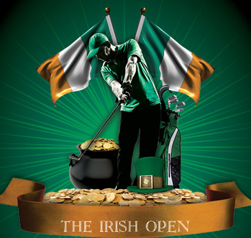 The Irish Open St Pattys Event