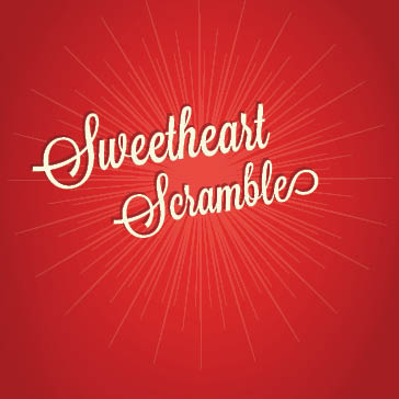 Sweetheart Scramble at Copper Mill