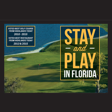 Stay and Play at Sun n Lake Golf Club