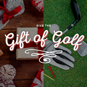 Gift of Golf - Golf Rounds at Golf Course