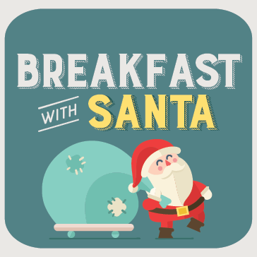 Breakfast with Santa 2015 St. Johns Golf & Country Club