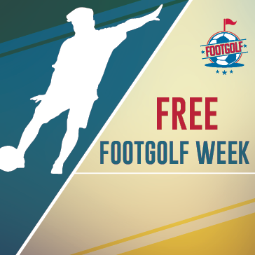 Free Footgolf Week at Brea Creek