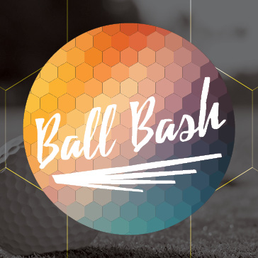 Ball Bash at a Billy Casper Golf Course