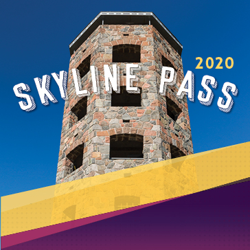 2020 Skyline Pass for Enger & Lester Park | Duluth, Minnesota