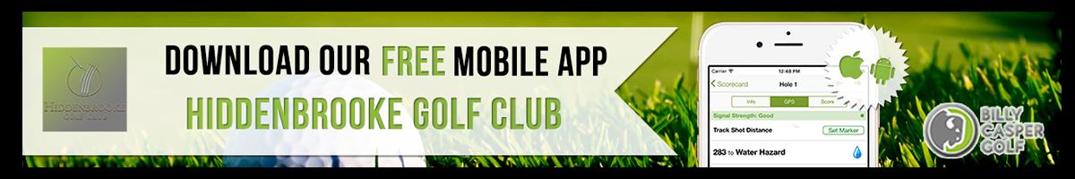 Hiddenbrooke Golf App