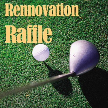 Eisenhower Renovation Raffle