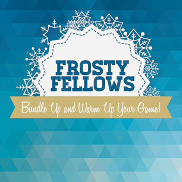 Frosty Fellows Web banner for event at Fellows Creek Golf Club