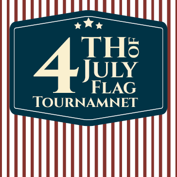 4th of July Flag Tournament at Billy Casper Golf